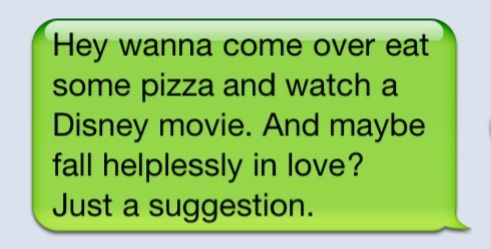 (:: Disney Magic, Pick Up Line, Quotes, Texts Messages, Pizza, Funny, Things, Guys, Disney Movie