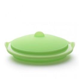 Vaporera Plegable - Se guarda plegada pero tiene una gran capacidad. Come sano y disfruta del máximo  sabor de los alimentos cocinados al vapor.