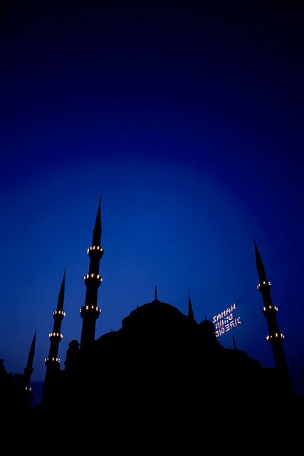 Blue Mosque - İstanbul, Turkey.