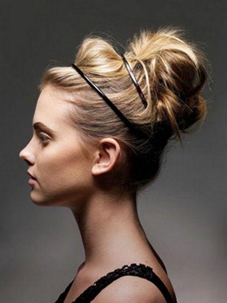 Hochsteckfrisuren Fur Lange Glatte Haare Neue Besten Haare