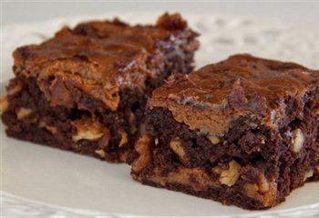 Brownies met noten