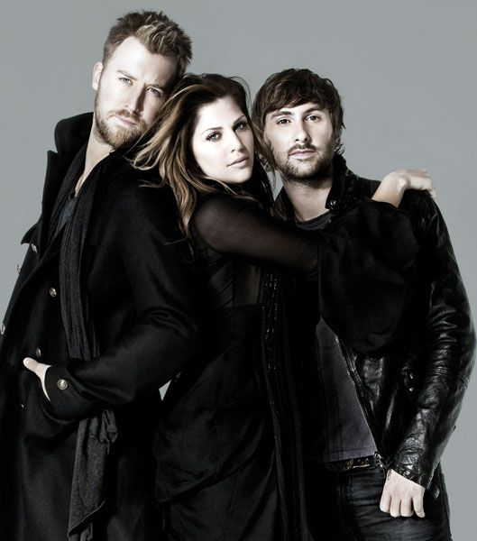 Lady Antebellum......love every single song!
