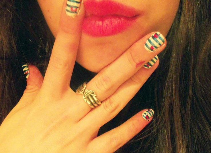 my lips & nails!