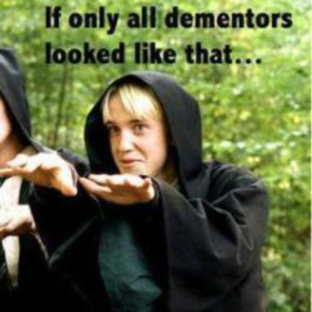 For real: Hogwarts, Mischief Managed, Mischief Management, Dracomalfoy, Funny, Harry Potter, Toms Felton, Draco Malfoy, Dementor Kiss