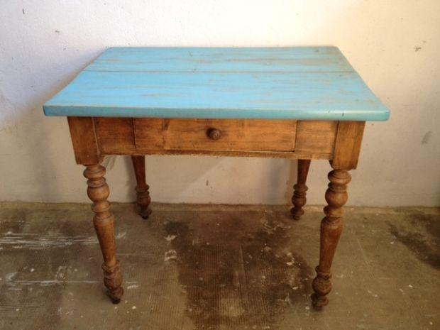 15 best images about mesas de patas torneadas antiguas on - Mesa de taller ...