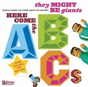 FANTASTIC educational music for kids! Read more about Here Come the ABCs in this lovely review.