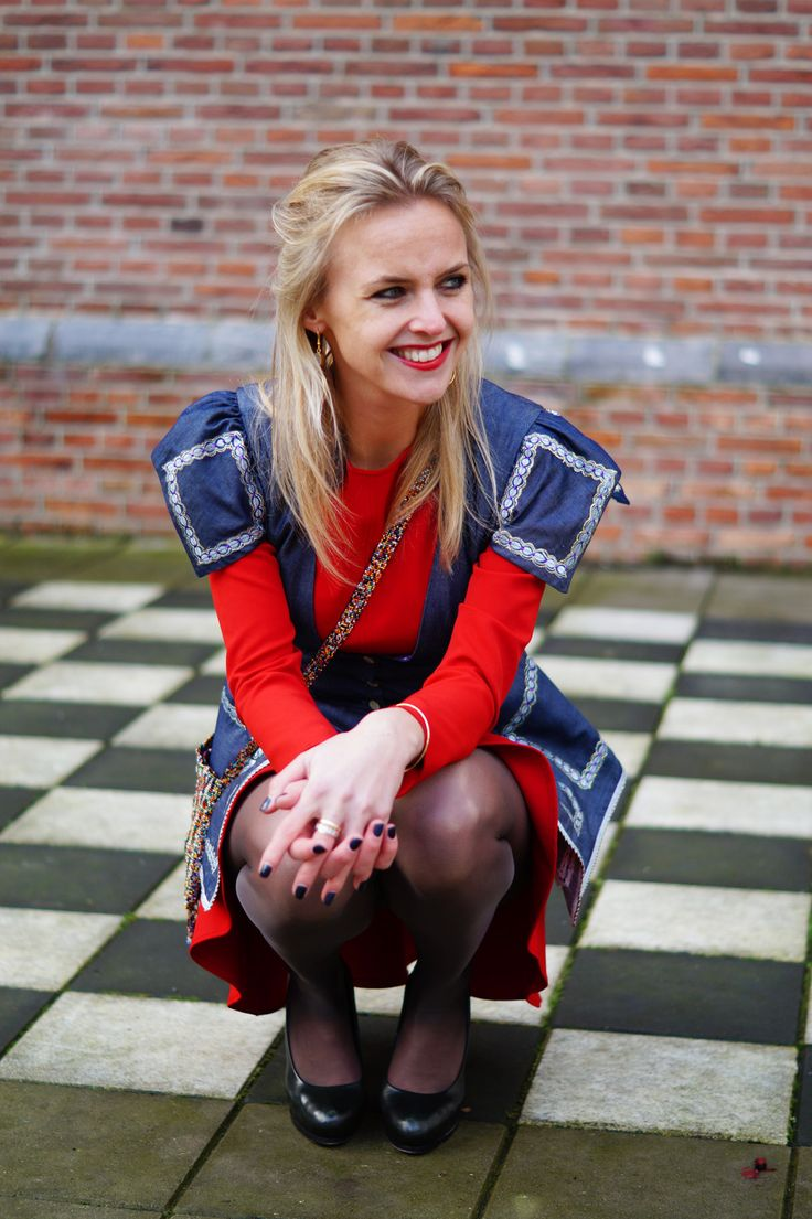 Fashion blogger ❤ Street style in Amsterdam  http://bit.ly/1nM4Hhe