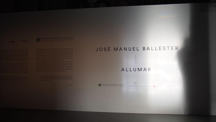 "Cultural Weekend (Take 1) :: ""Miradas de Asturias"" de José Manuel Ballester, Museu da Electricidade, Lisboa"
