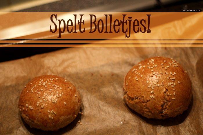 Recept: SpeltBolletjes!