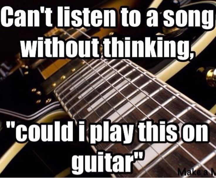 Guitarist problems..  ~My vision is to help people live healthy, fulfilling lives...on and off line. Visit http://VibrantExistence.com