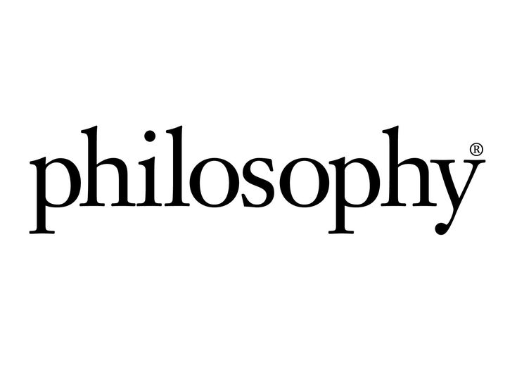 Click The Logo To Shop Philosophy