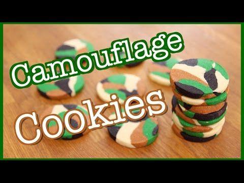 Dans cette vidéo, je vous donne ma recette biscuit, façon camouflage cookies. Si vous avez des questions, n'hésitez pas à me les poser en commentaires ! Pour...