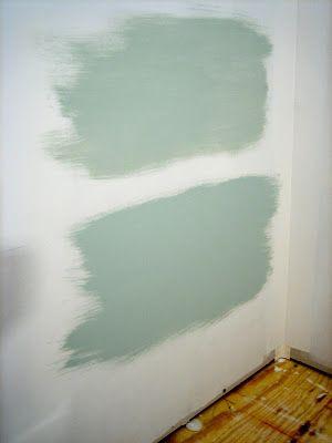 Benjamin Moore Palladian Blue Vs Quiet Moments