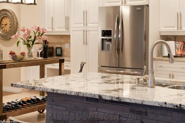 Color Scheme Vintage Granite On Counters With Sherwin