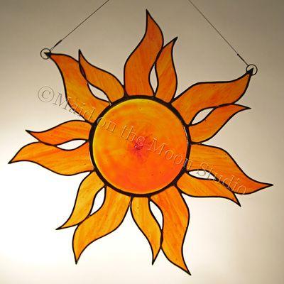 Sunbursts - Maid on the Moon Studio