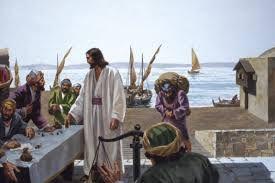 PARROQUIA INMACULADO CORAZÓN DE MARÍA. VALLEDUPAR: Lecturas del San Mateo, apóstol y evangelista