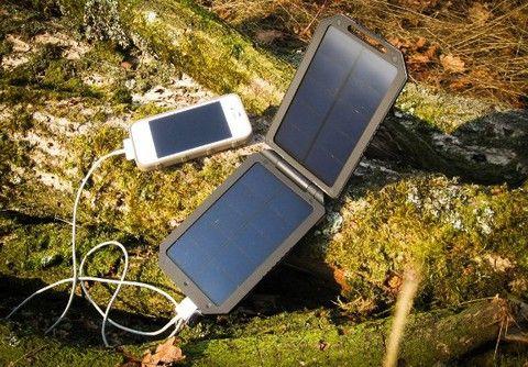 Teknik - Solcelle Oplader Deluxe, Avanceret solcelle oplader!