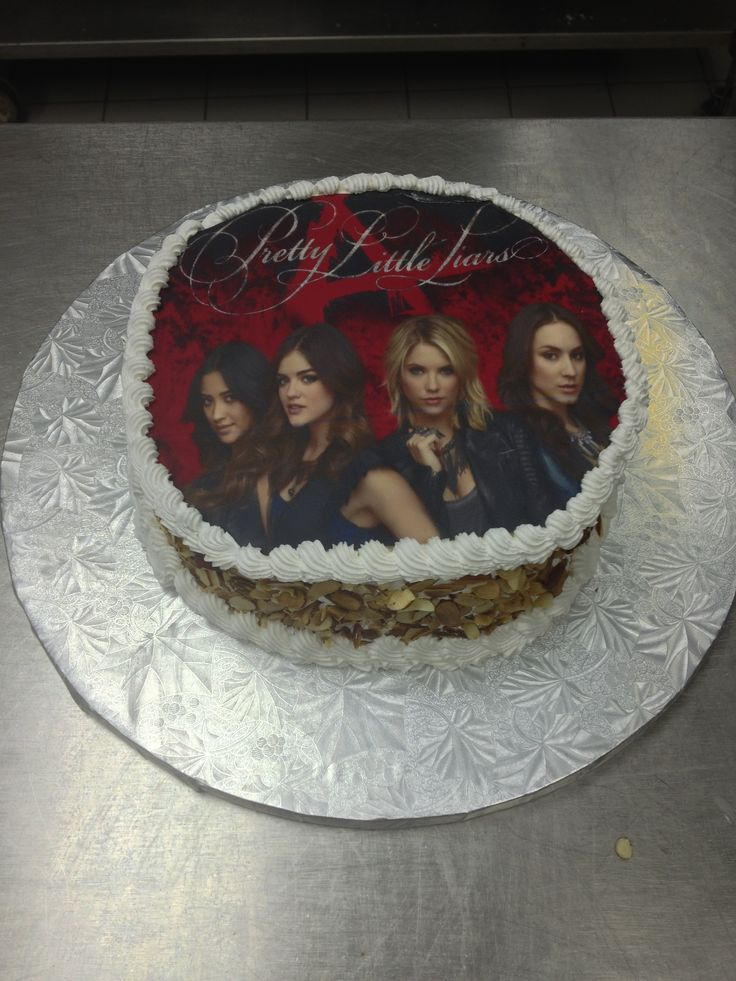 Pretty Little Liars Chesse Cake Food Pinterest