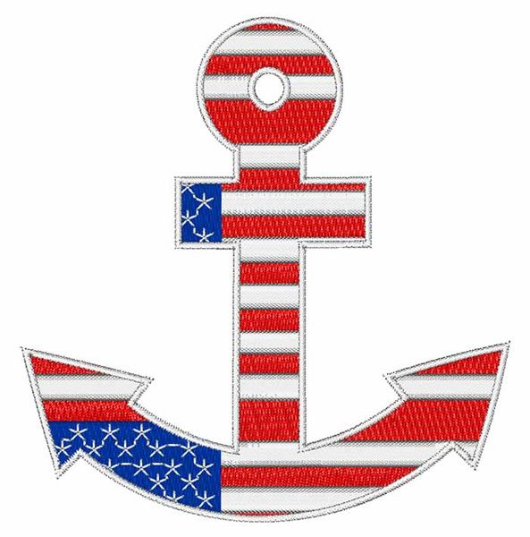 anchor and american flag - Google Search