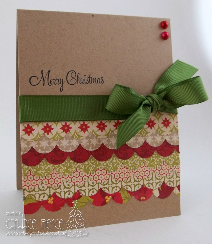 Creatively Candace: CCC27 - Merry Christmas