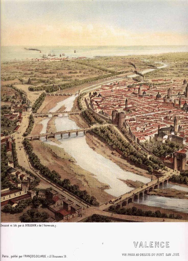 Valencia. Principio o mitad del siglo XIX