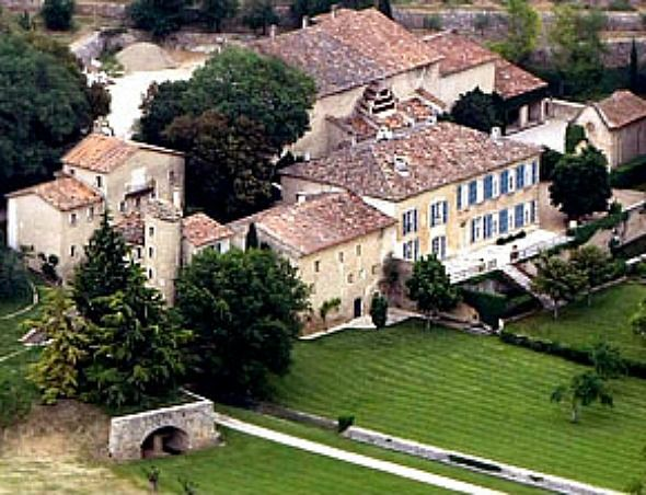 Brad Pitt & Angelina Jolie Lease Chateau Miraval in France