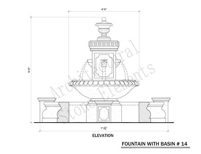Fountains | Portfolio | Architectural Stone Elements
