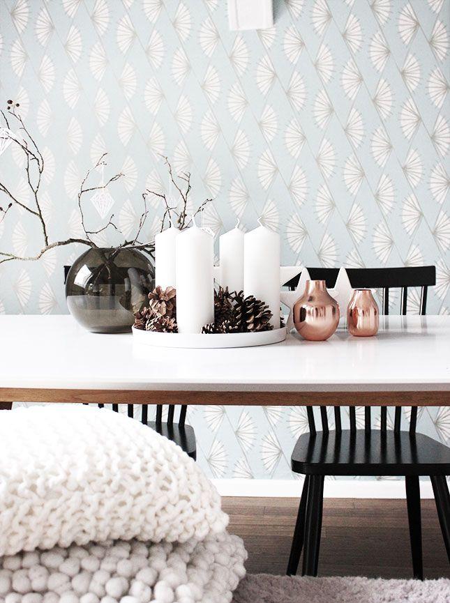 die besten 25 adventskranz modern ideen auf pinterest. Black Bedroom Furniture Sets. Home Design Ideas