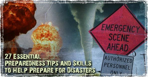 Essential Tips, Skills and resources for surviving natural disasters, chaos, and man-made threats. The knowledge your need to Survive!