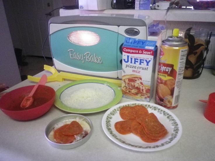 128 best easy bake oven recipes images on pinterest oven recipes homemade easy bake oven mixes macaroni kid forumfinder Images