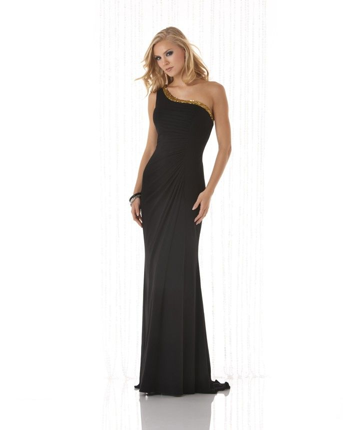 Astra Formal - Bonny 3373 | Size 8 Black