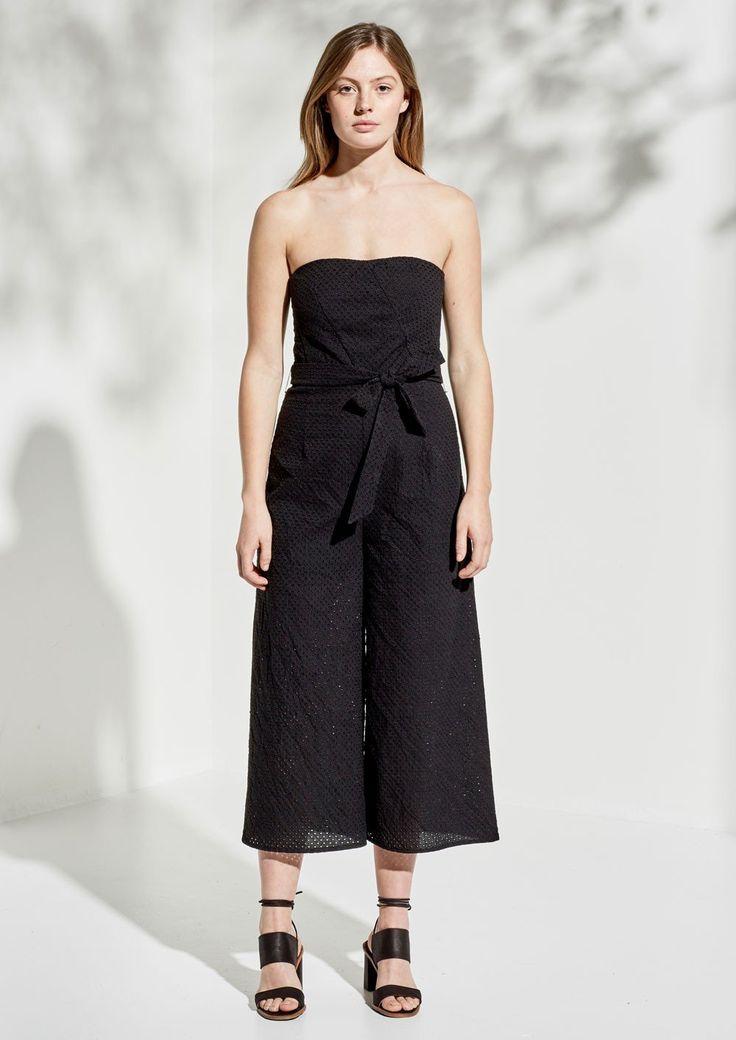 Imonni - Jamilla Cotton Lace Jumpsuit