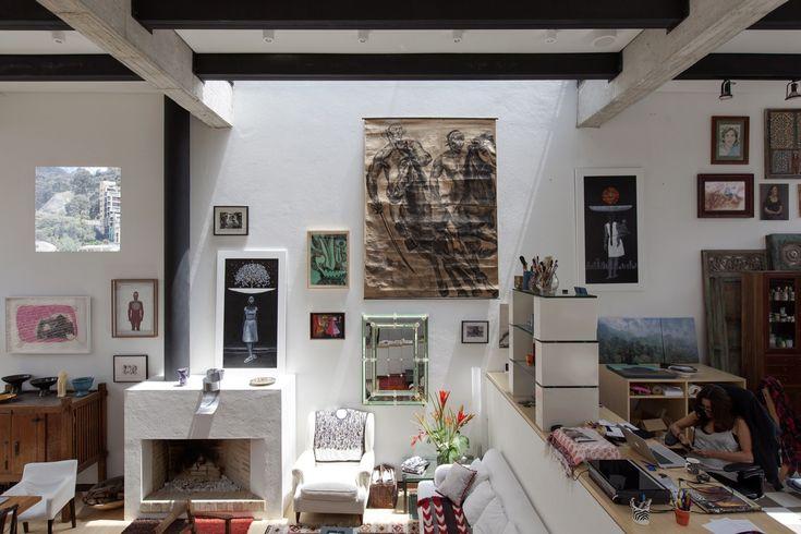Galería de Espacio Cultural y Taller para un Artista / Alejandro Peña Cuéllar