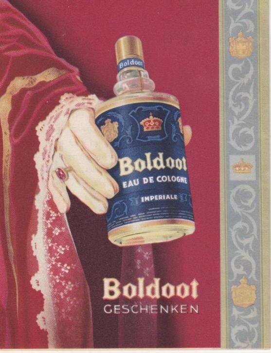 BOLDOOT folder 1955