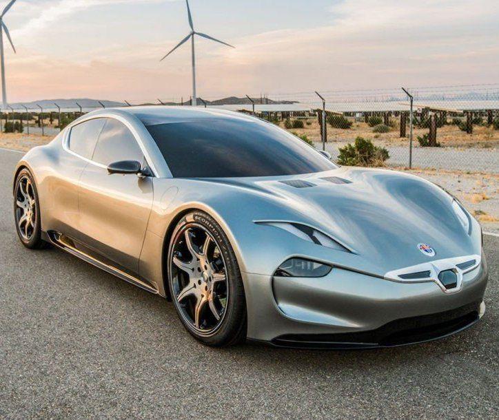 Autonomía De 800 Kilómetros Y Carga En Un Minuto La Nueva Batería Patentada Por Fisker Sports Cars Sports Car New Sports Cars