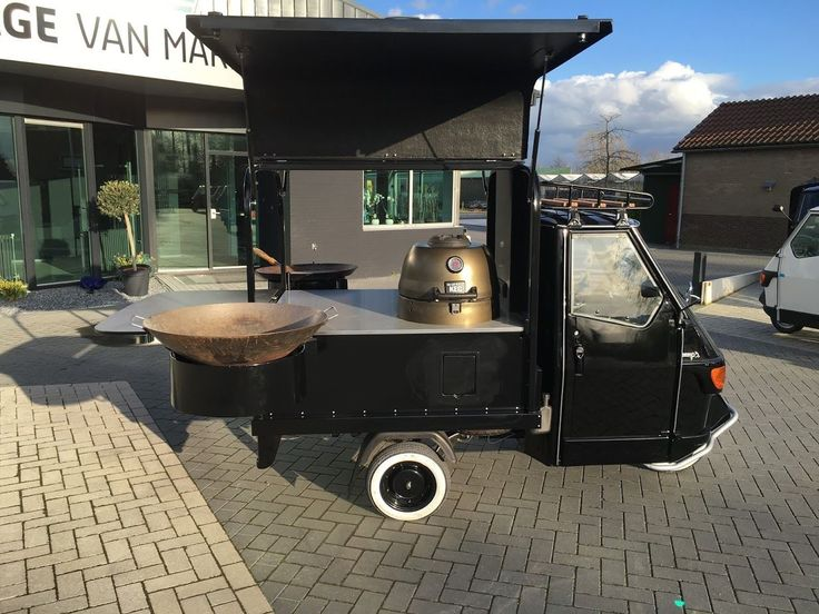 Picture of Ape50 FLY BBQ