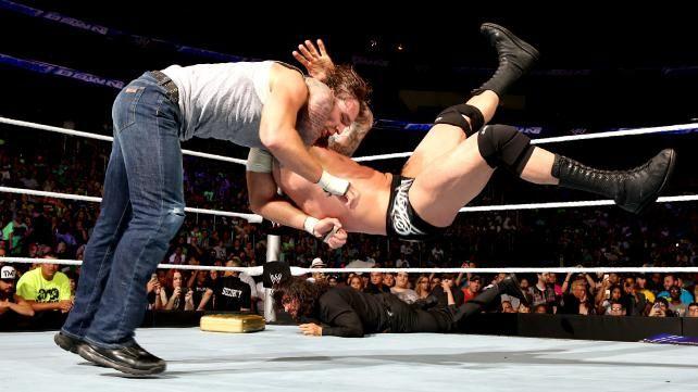 #WWE Smackdown 7/4/14