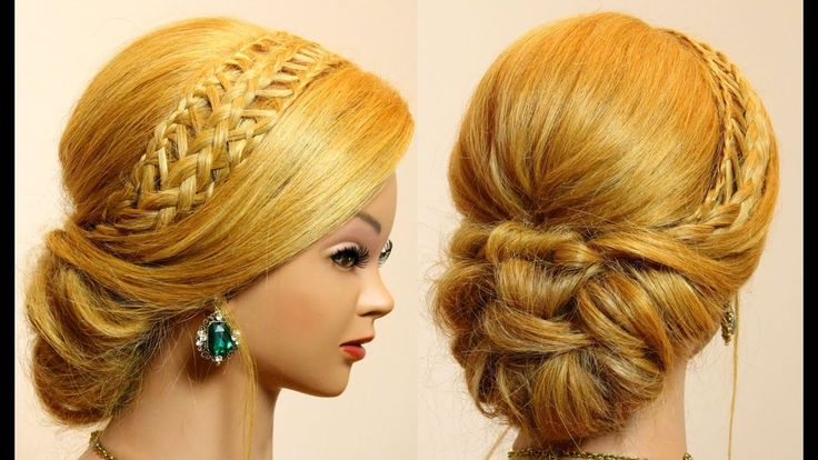 17 Best Ideas About Wedding Hairstyles On Pinterest: 17 Best Images About Braids- Womanbeauty1 And Russian