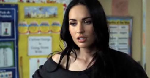 Megan Fox might just be your new teacher whether you like it or not.