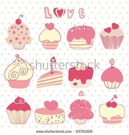 love cake set
