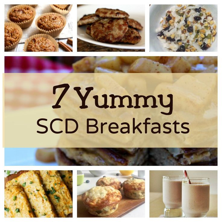 Last week I shared some great recipes for snacking on the SCD. Today, I'm sharing some yummy recipes for breakfast. I think it's easy to fall into the eggs-for-breakfast pattern, …