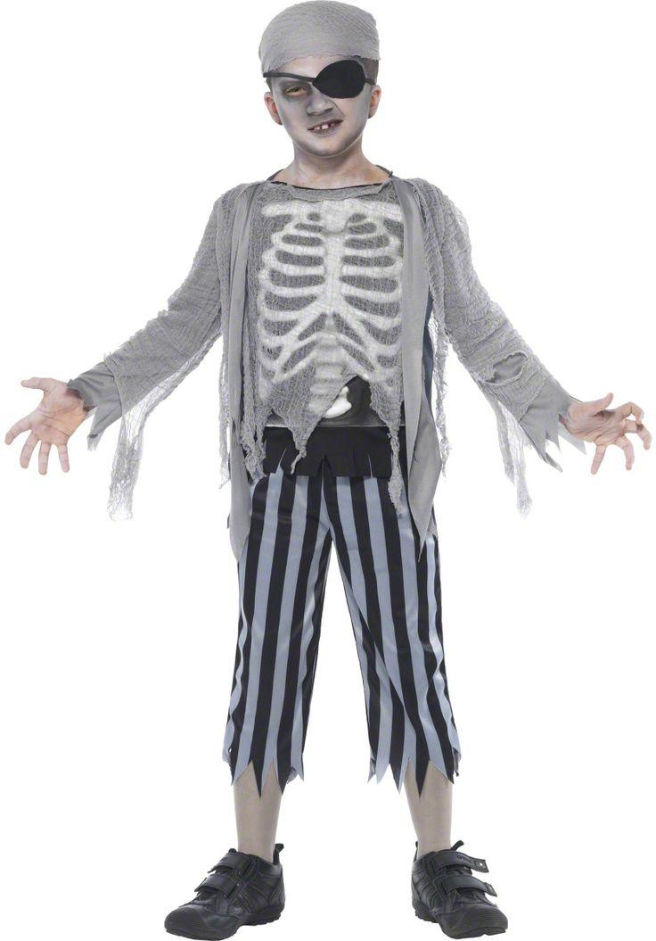 Ghostship Pirate Boy Costume, Scary Kids Fancy Dress - General Kids Costumes at Escapade™ UK - Escapade Fancy Dress on Twitter: @Escapade_UK