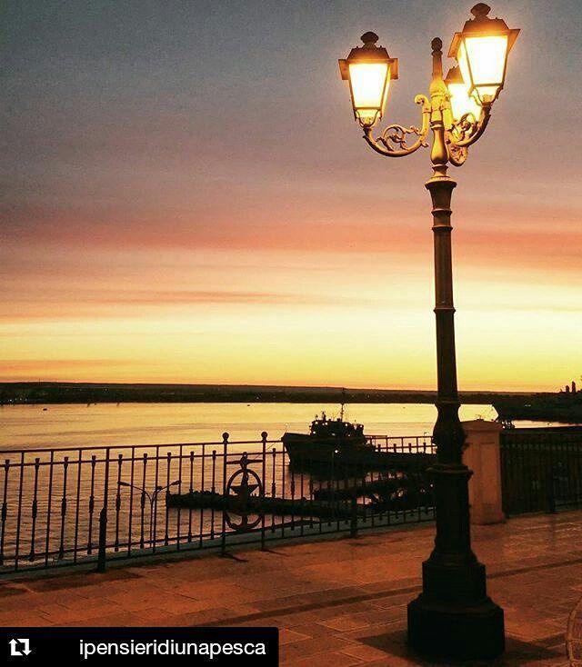 I tramonti pi belli ce li abbiamo noi Grazie ipensieridiunapescahellip