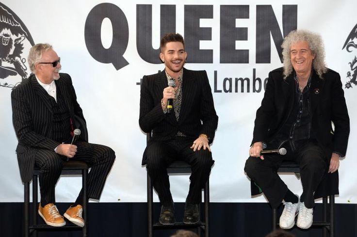 Queen Considering Making New Music With Adam Lambert