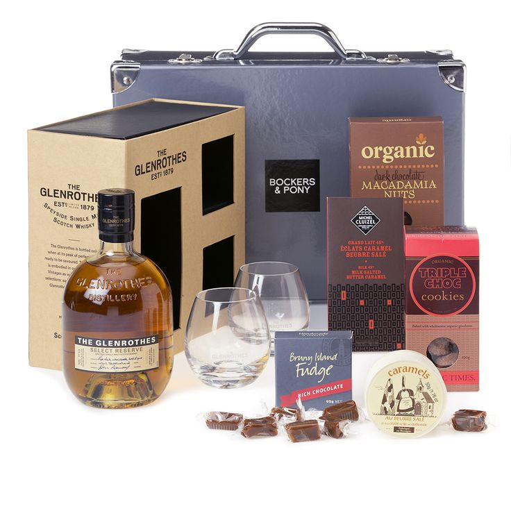 Glenrothes Whisky and Chocolate | Gifts for Him | Bockers & Pony
