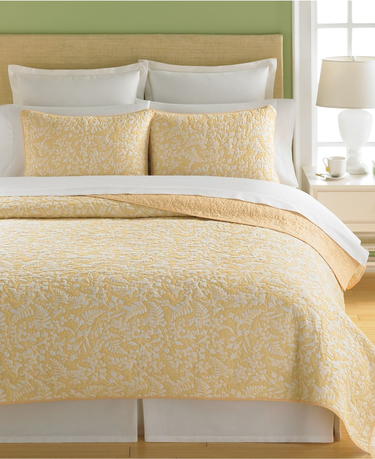 Martha Stewart Collection Bedding Aspendale Quilts Quilts Bedspreads Bed Bath Macy 39 S