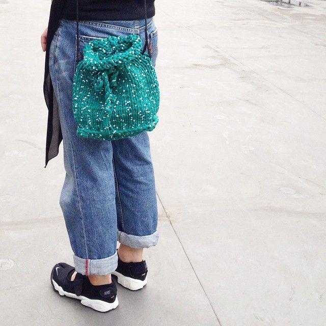 "@giiton's photo: ""BROOKE BUCKET BAG"""