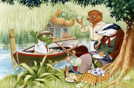 13 Life-Affirming Wind In The Willows Quotes