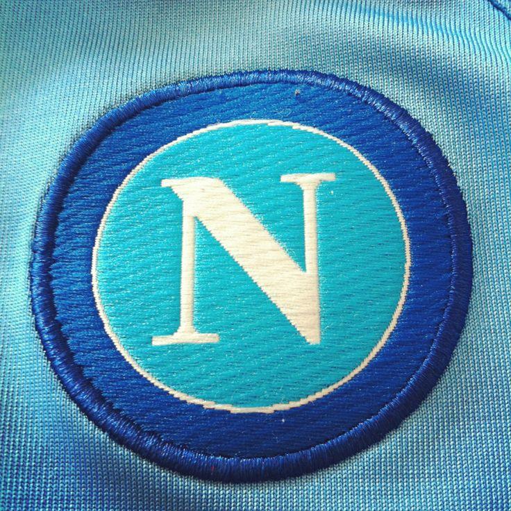 @SSCNapoli badge #9ine