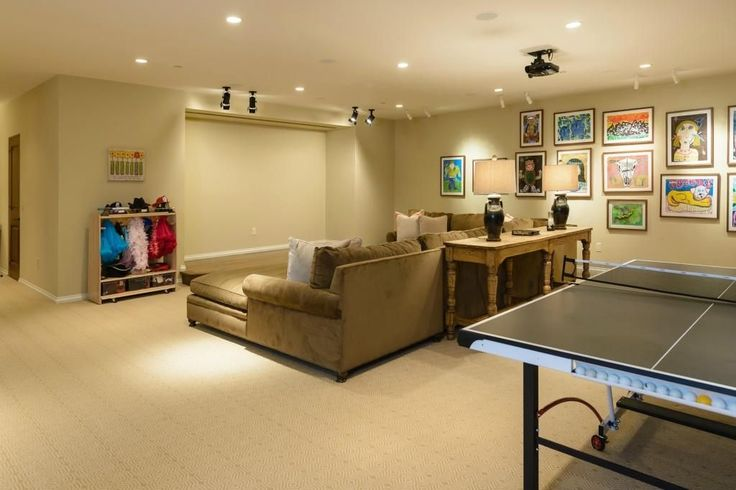 A roll-down screen allows this Home Theater to have a stage for the little 'stars' to perform on...